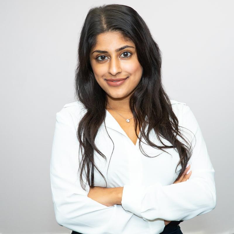 Natasha Mishra headshot
